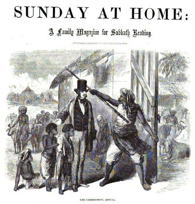 The Unsuccessful Appeal, Sunday at Home 1857